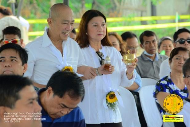 delnor agr food corporation ground breaking ceremony brgy lapulapu ibaan batangas mayor danny toreja july 30 2016 16