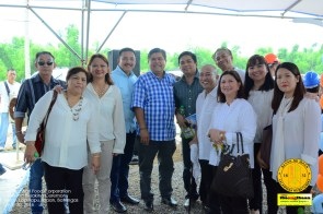 delnor agr food corporation ground breaking ceremony brgy lapulapu ibaan batangas mayor danny toreja july 30 2016 28