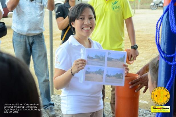 delnor agr food corporation ground breaking ceremony brgy lapulapu ibaan batangas mayor danny toreja july 30 2016 31