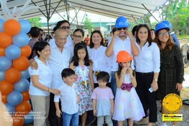 delnor agr food corporation ground breaking ceremony brgy lapulapu ibaan batangas mayor danny toreja july 30 2016 55