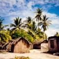 A paradise: Jambiani village in Zanzibar, Tanzania