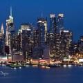 Still in New York