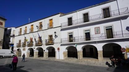 Plaza de Montanchez