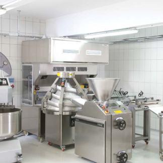 Dough Processing Machines