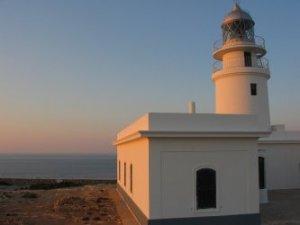 Far de Cavalleria in Menorca