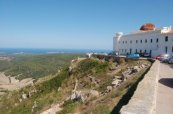 Santuary Monte Toro in Menorca