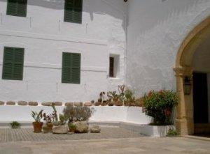 Monte Toro Sanctuary in Menorca, Balearic Islands