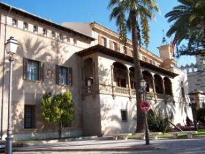 Consolat de la Mar, al Centre Històric de Palma / Old Quarter