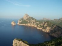 Es Colomer a la Serra de Tramuntana de Mallorca