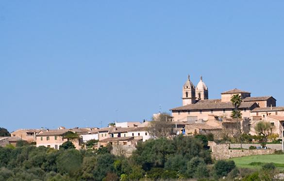 Pina a Algaida, Mallorca