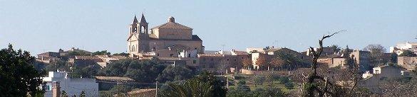 S'Alqueria Blanca a Santanyí, Mallorca