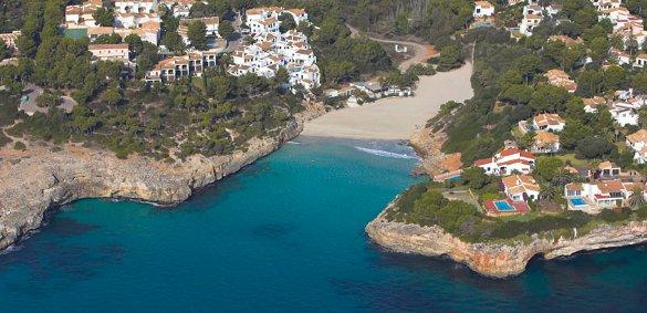 Cala Anguila a Porto Cristo, Mallorca - Illes Balears