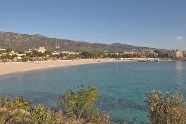Es Carregador a Palmanova, Mallorca