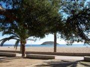 Magaluf beach in Mallorca