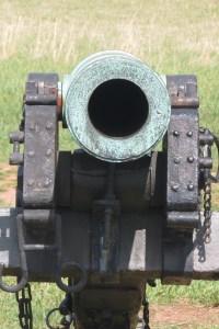 Cannon barrel