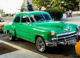 1952 Chevy 4-door sedan