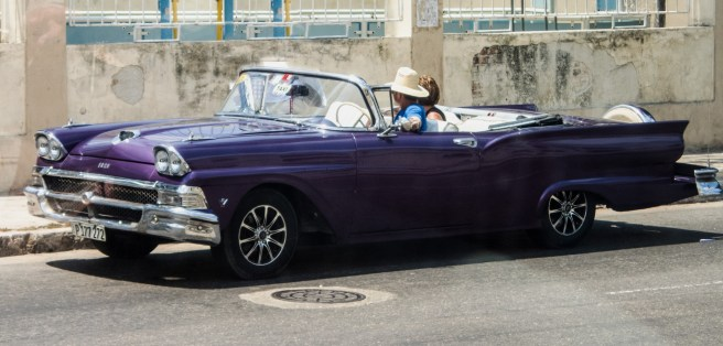 Ford convertible