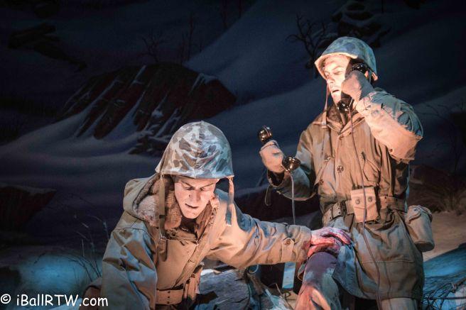 Frozen in Chosin (Chosin, North Korea)
