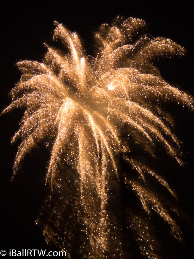 Fireworks 4th of July 2017