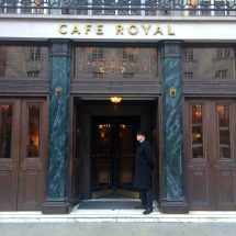Hotel Cafe Royal In London Stop Boring Life