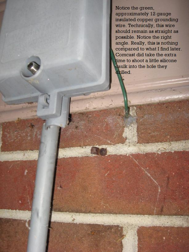 Xfinity Cable Wiring Diagram