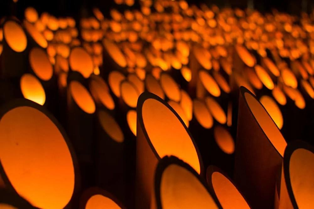 写真AC竹灯篭イメージ