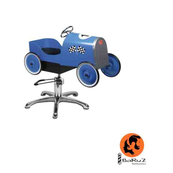 Baby Barber Car Race