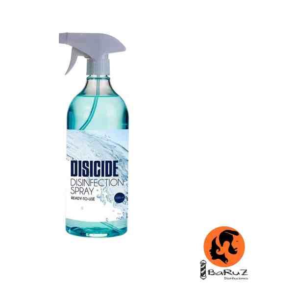 Desinfectante Líquido Disicide 1000 Ml Spray