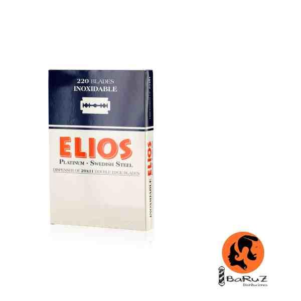 HOJAS DE AFEITADO ELIOS 220 UDS 20X11 CUCHILLAS