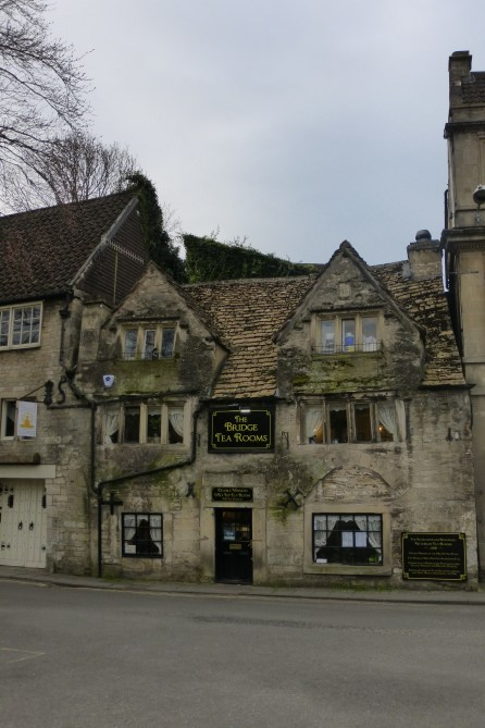 The Bridge Tea Rooms, Bradford-on-Avon