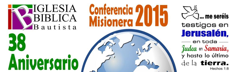 Conferencia Misionera 2015