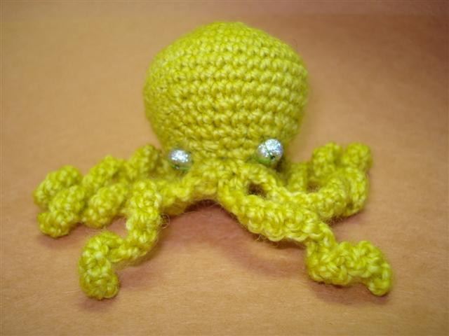 Brine Octopus
