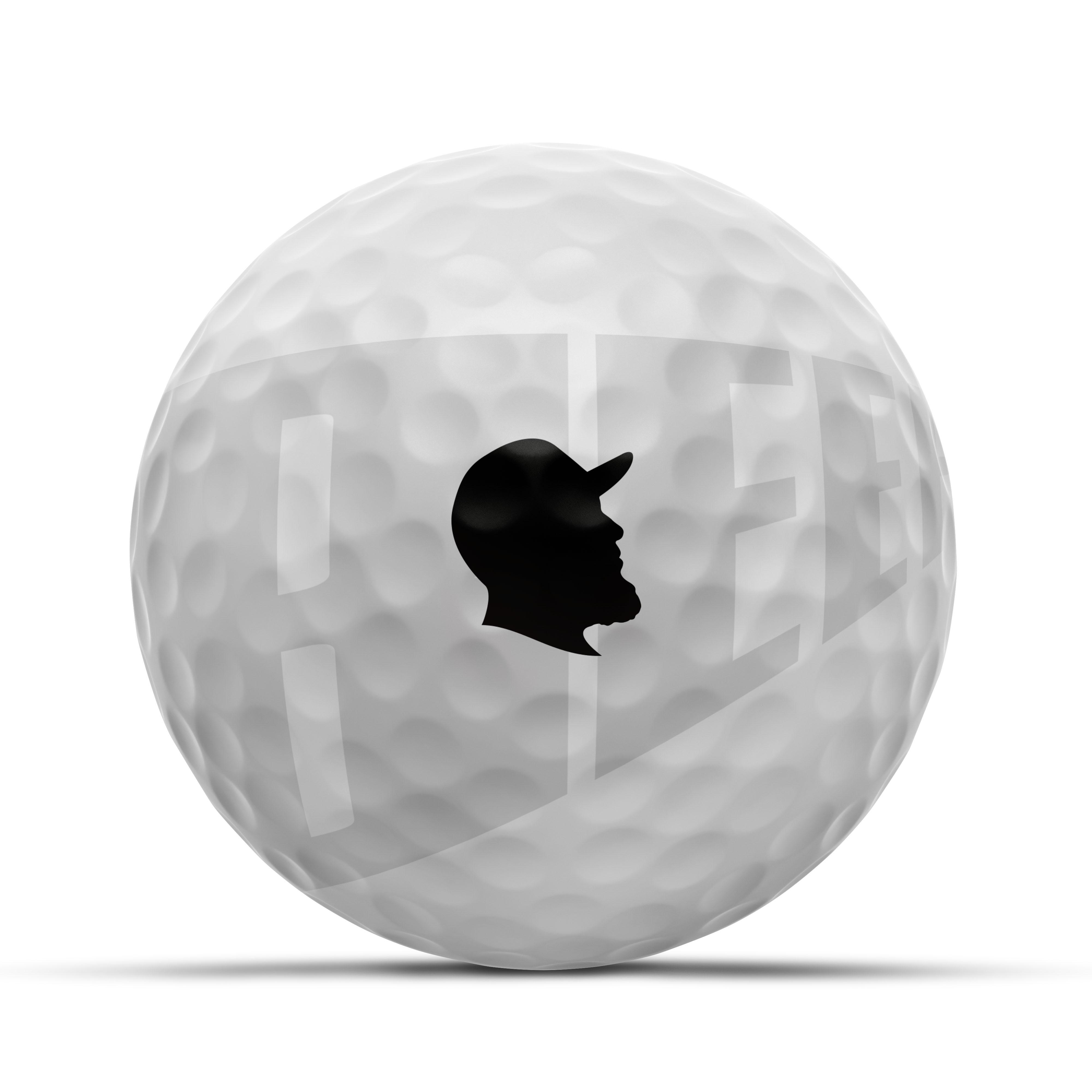 Beef golf ball