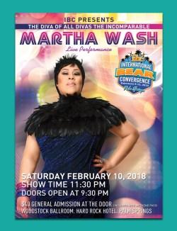 Martha Wash IBC