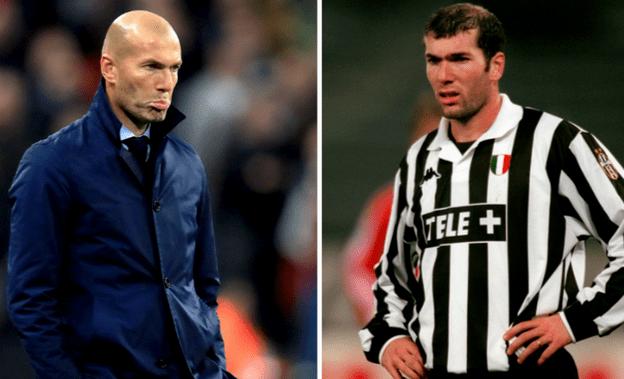 Zidane Diprediksi Akan Merapat Ke Juventus