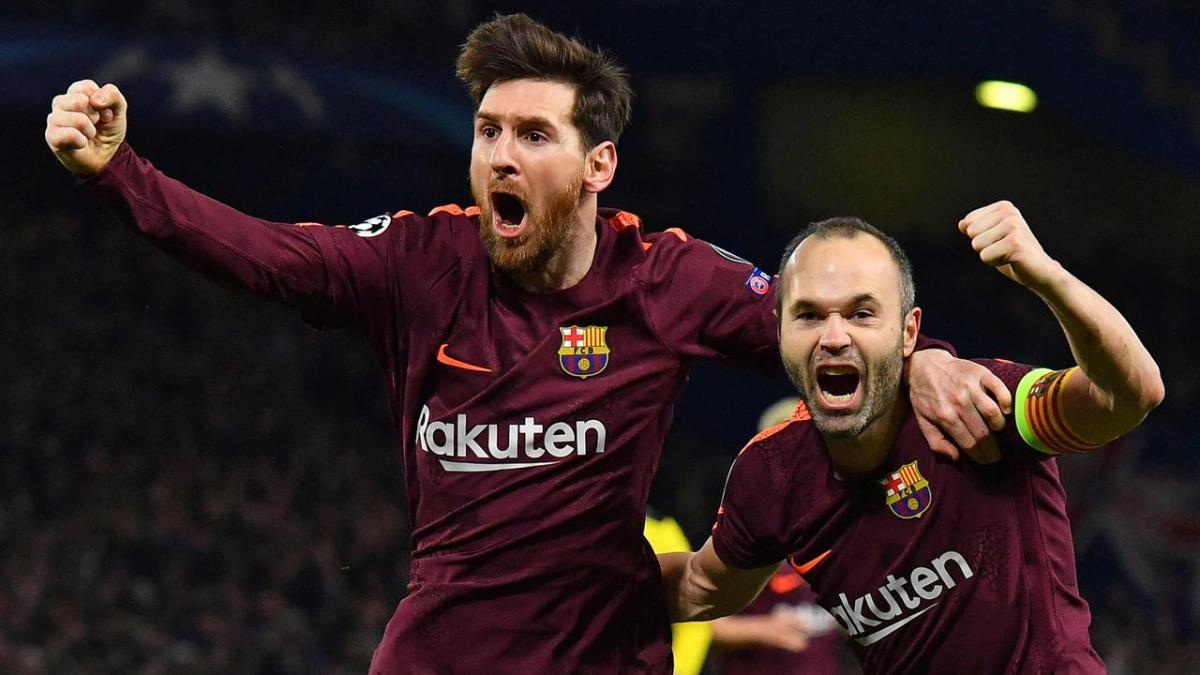 Andres Iniesta Kagum Dengan Permainan Lionel Messi