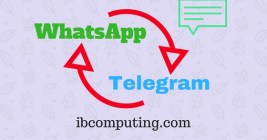 WhatsApp Telegram bridge