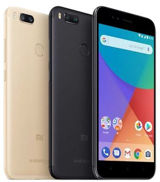 Xiaomi Mi A1 - Best Android Camera Smartphones Under 15k