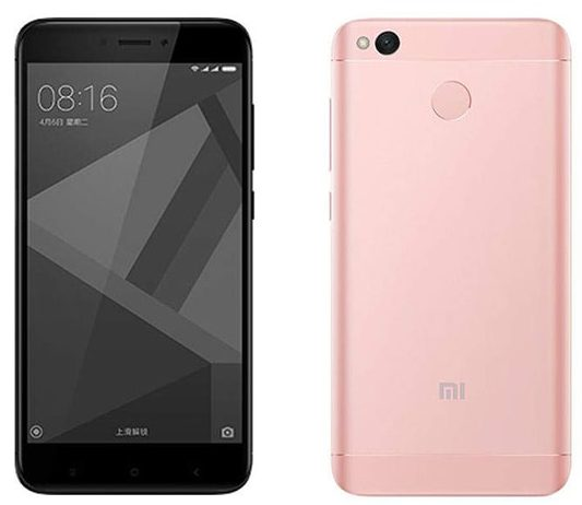 Xiaomi Redmi 4 - Top Budget Android Phones