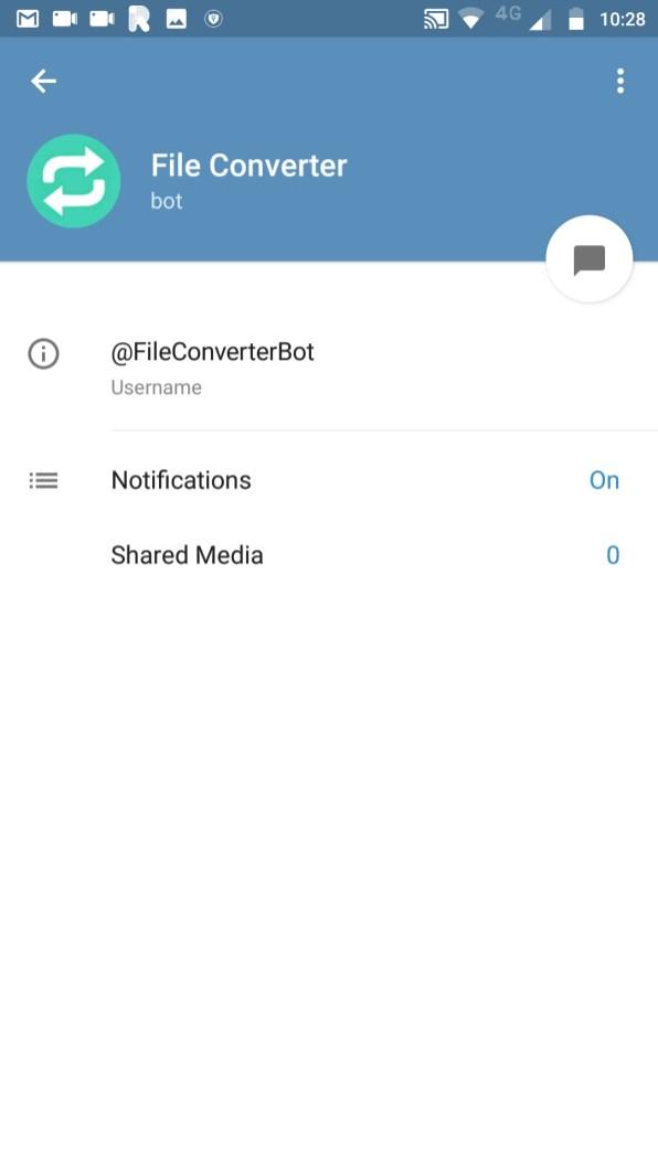 File Converter Bot