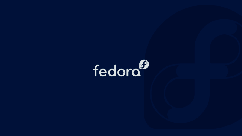 Fedora Wallpaper