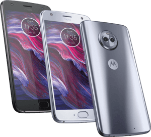 Moto X4 - Best Android Smartphones Under 25000 INR