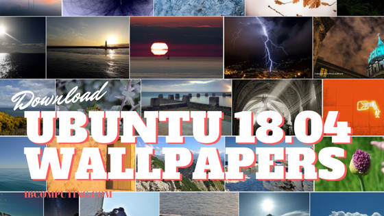 Ubuntu 18.04 Wallpapers Published – Results of Wallpaper Contest on Flickr