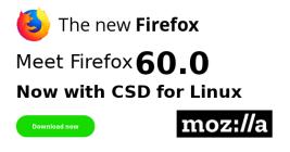 Firefox 60
