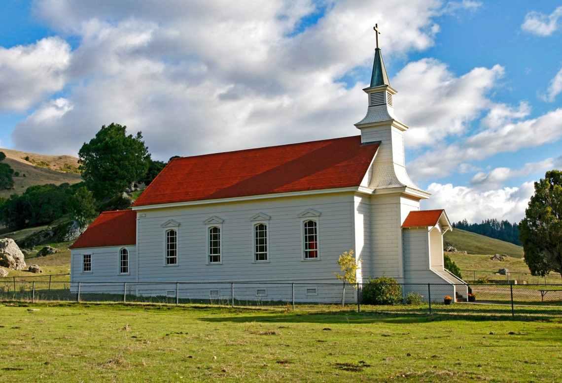 Paul Mooney – The Church Matters