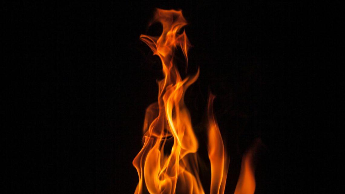 Where the Fire still Falls