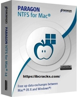 Paragon NTFS 16.11.0 Crack With Activation Key Free Download