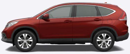 2014 Honda CR-V 2.2i-DTEC Lifestyle 4WD
