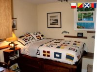 Ideas for Creating a Nautical Room with Signal Flags  IB
