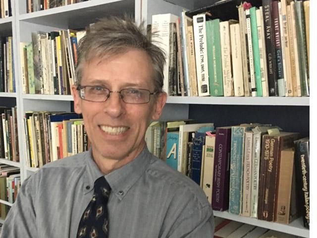 ロバート・ランディー 英文学博士